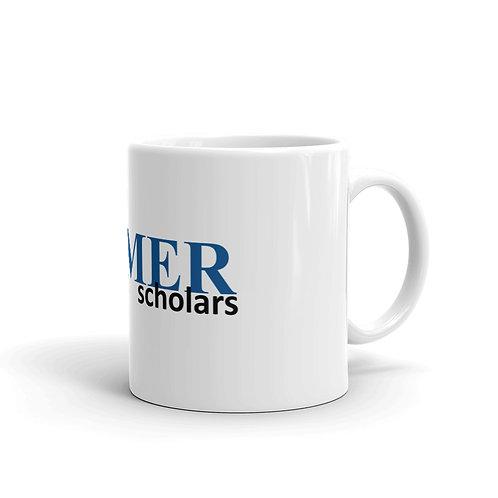 Palmer Scholars White glossy mug
