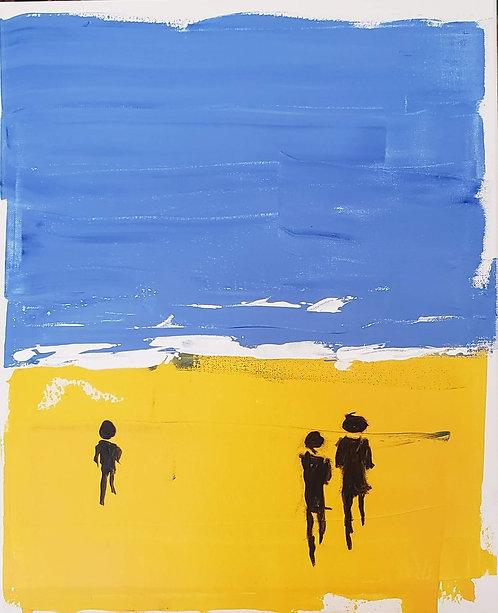 Seaside Stroll