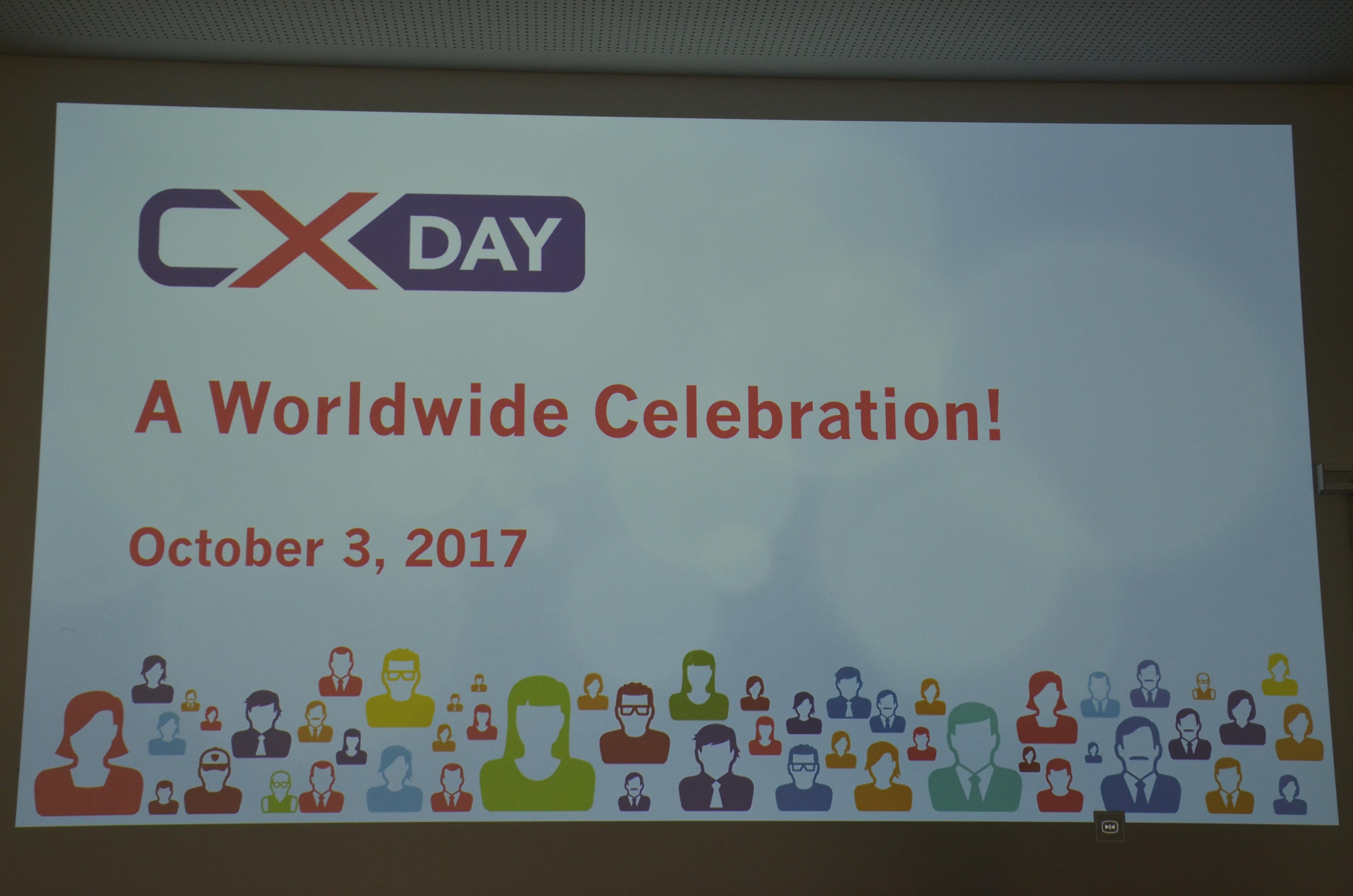 CX DAY Zürich