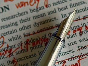 Fazer um bom artigo é só escrever?