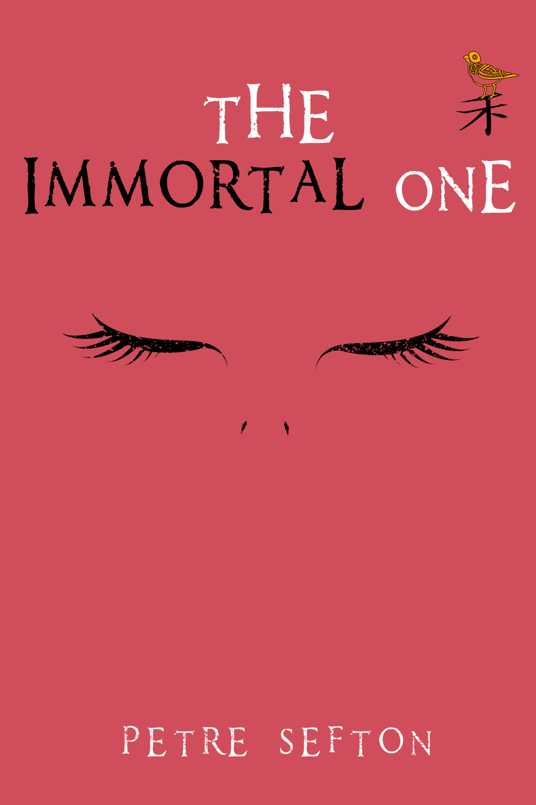 Petre_Sefton_Front cover_The Immortal_On