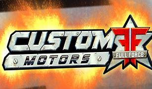 Hot Wheels Custom Motors