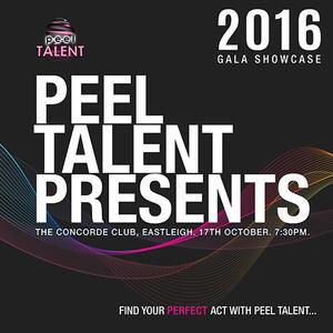 Peel Talent Presents Brochure