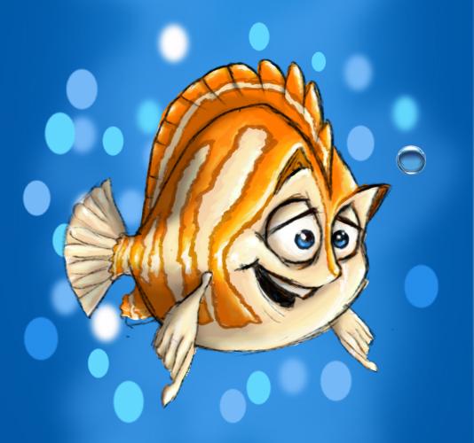 Fish - Ivor