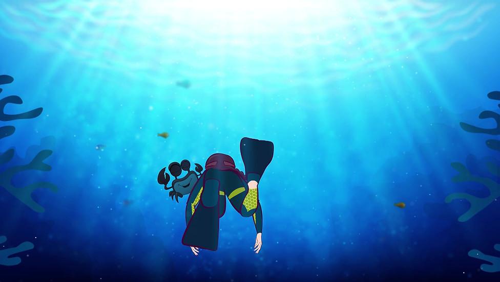Splash Kids Interative Animation