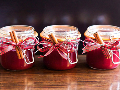 Cranberry & Red Onion Relish