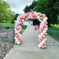 5th Birthday Balloon Arch.jpg