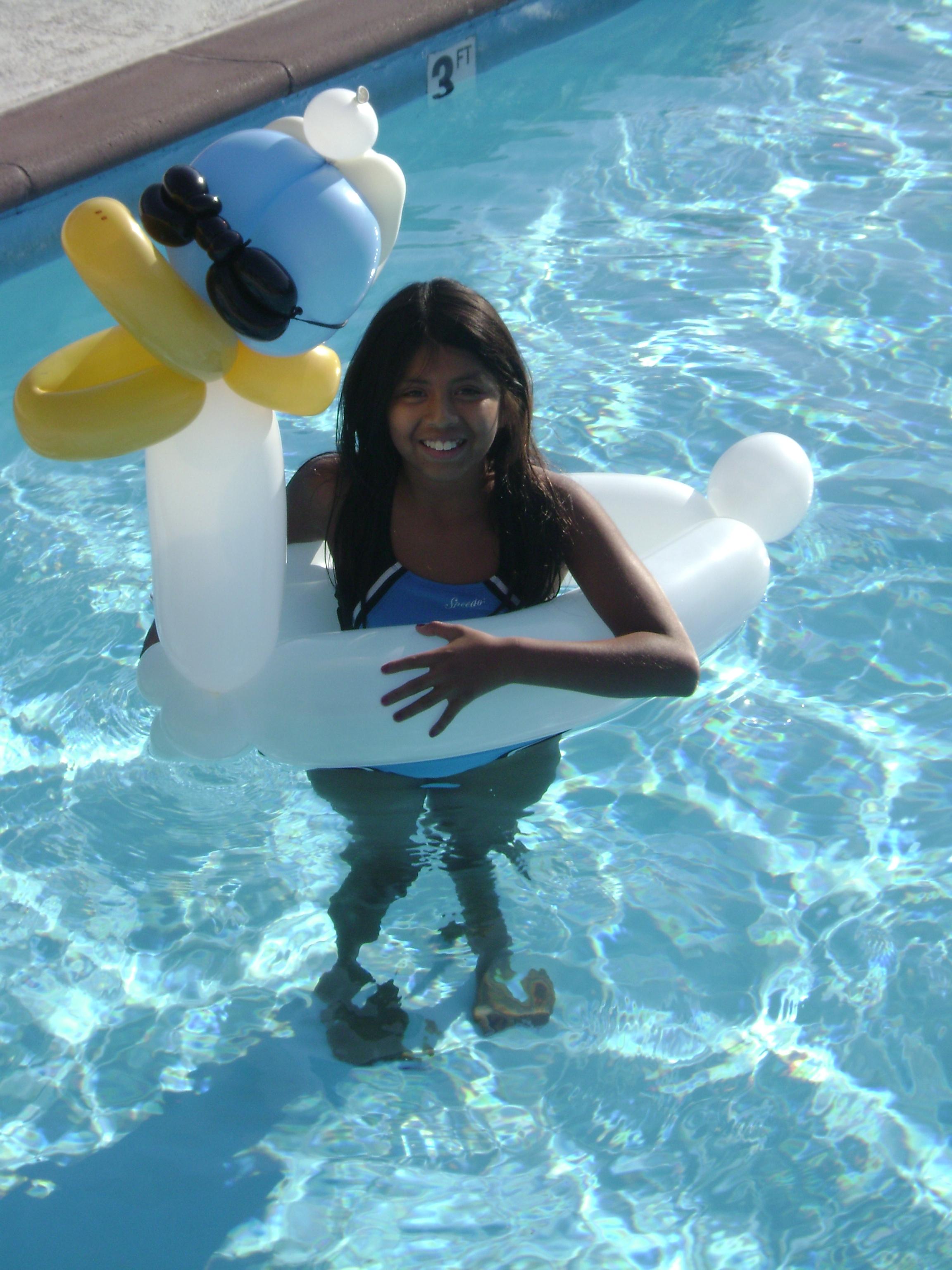 Balloon Floaty