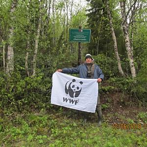 Фотоотчет по гранту WWF