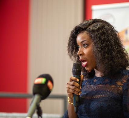 Discours Jena Diawara