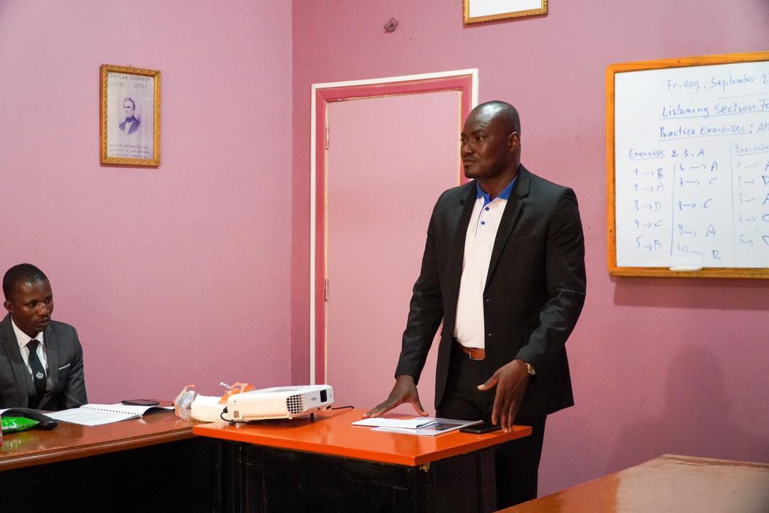 M Cheick Oumar Djimde, Program Manager Edu-X Mali