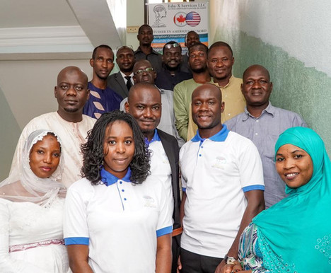 Edu-X Mali Ambassadors