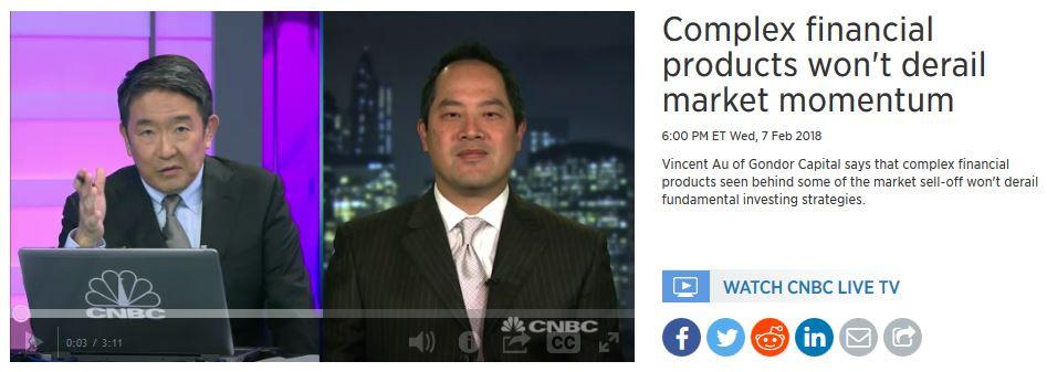 Complex financial products won't derail market momentum