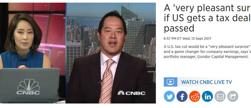 Vincent Au featured on CNBC's 'The Rundown' - Video