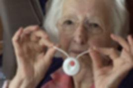 Louisette et son alarme, film documentaire de 52 minutes de Marie-Sophie Tellier