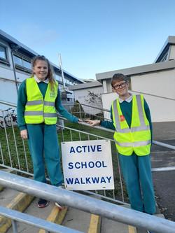 Active School Walkway