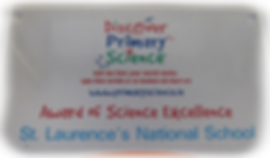 Discover Primary Science Award