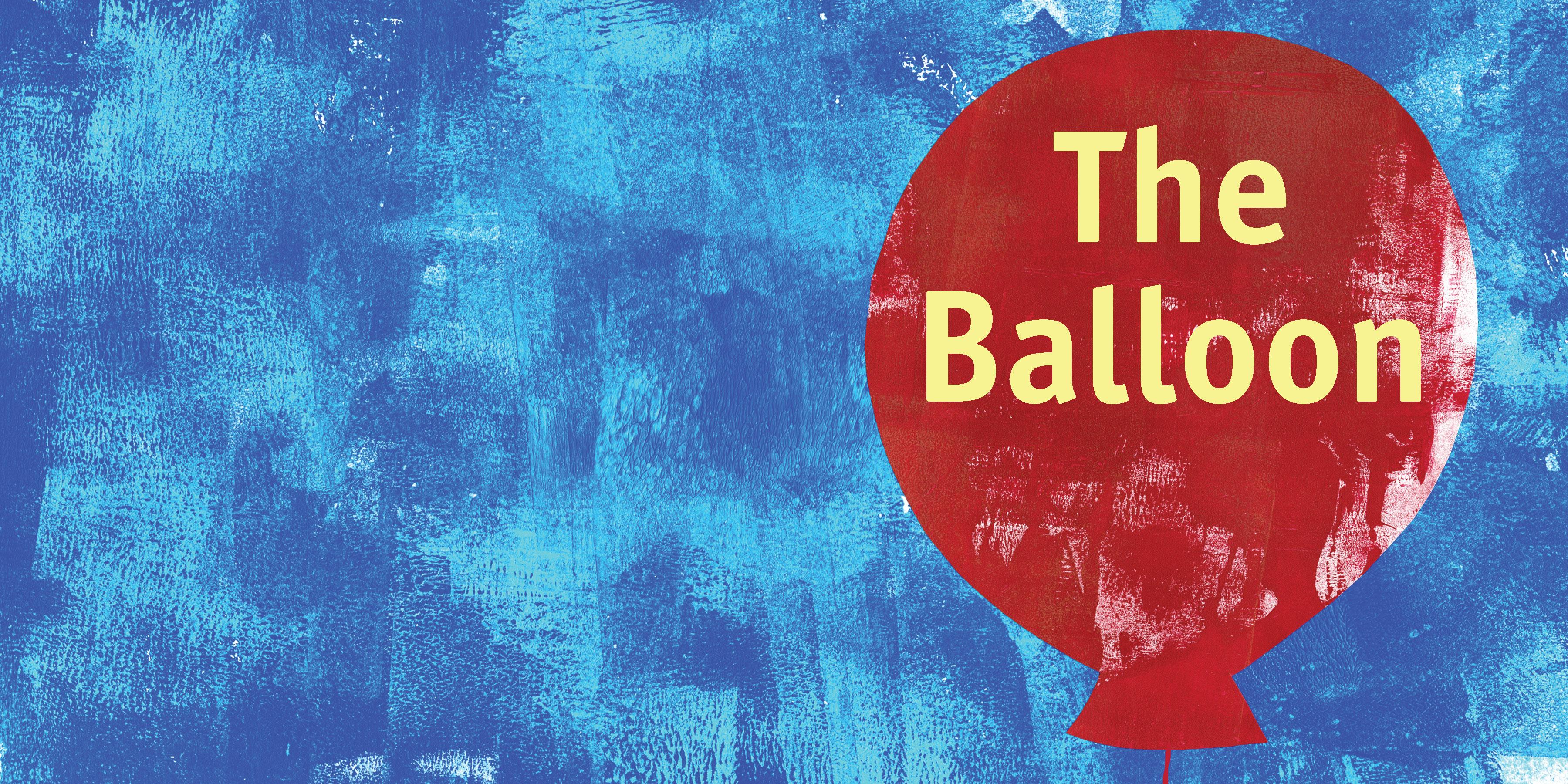 The Balloon-Book Cover