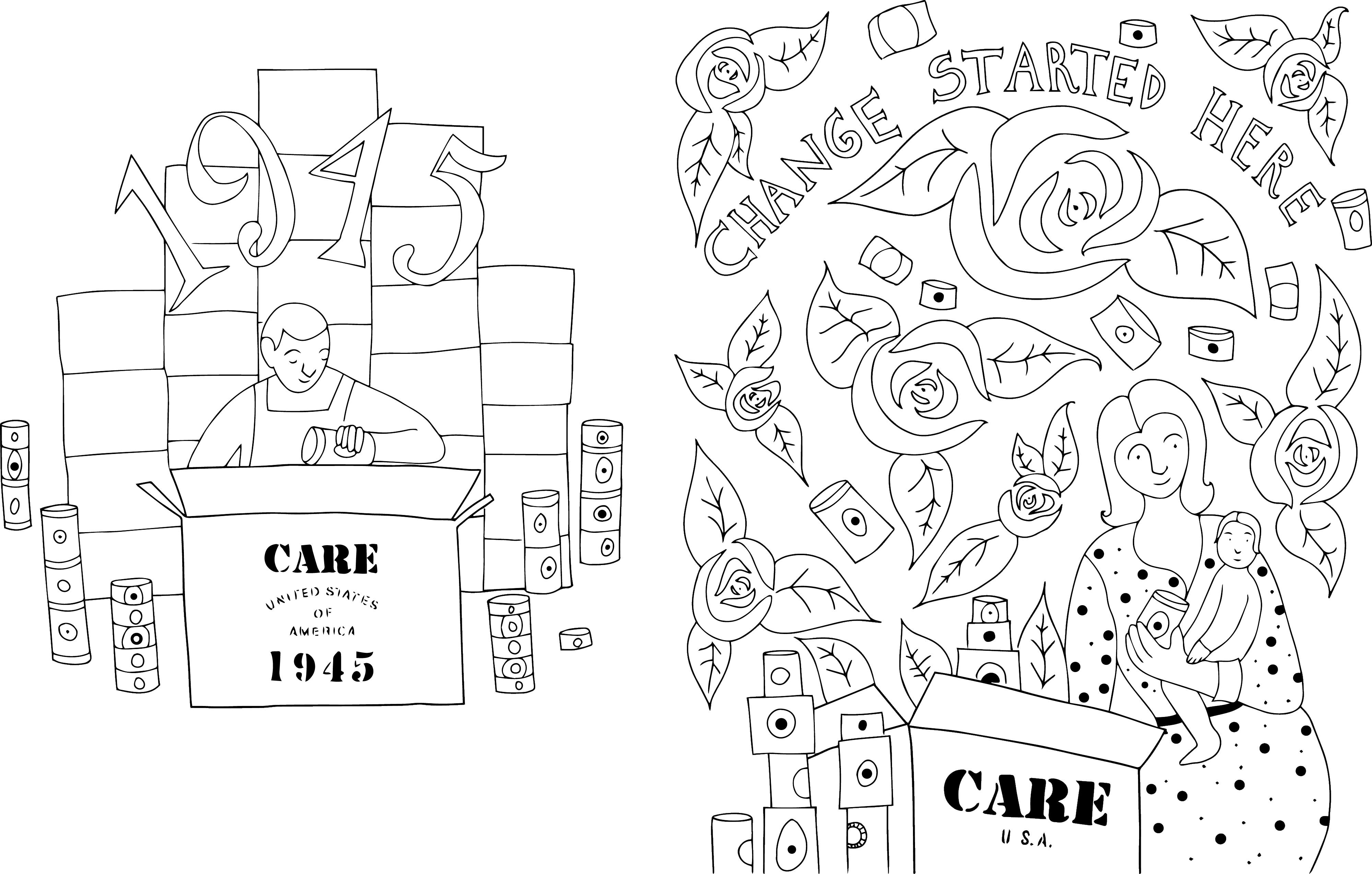 CARE Coloring Book 2