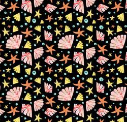 Ocean Pattern 1