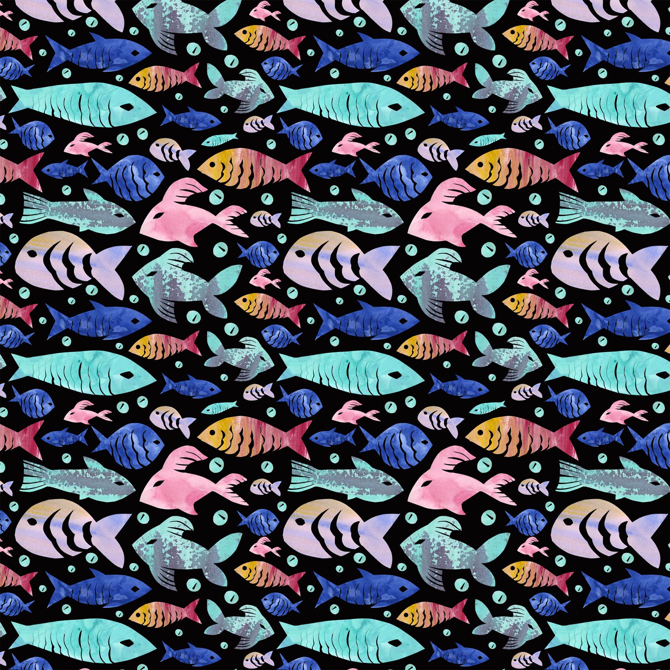 Ocean Pattern 3