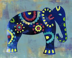 Boho Elephant 3