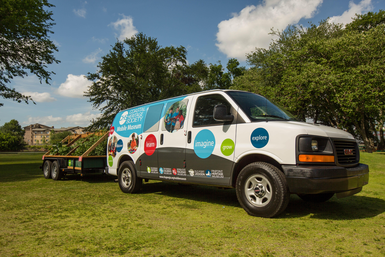 Mobile Museum Van Design