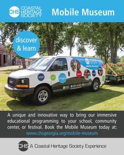 Mobile Museum Ad