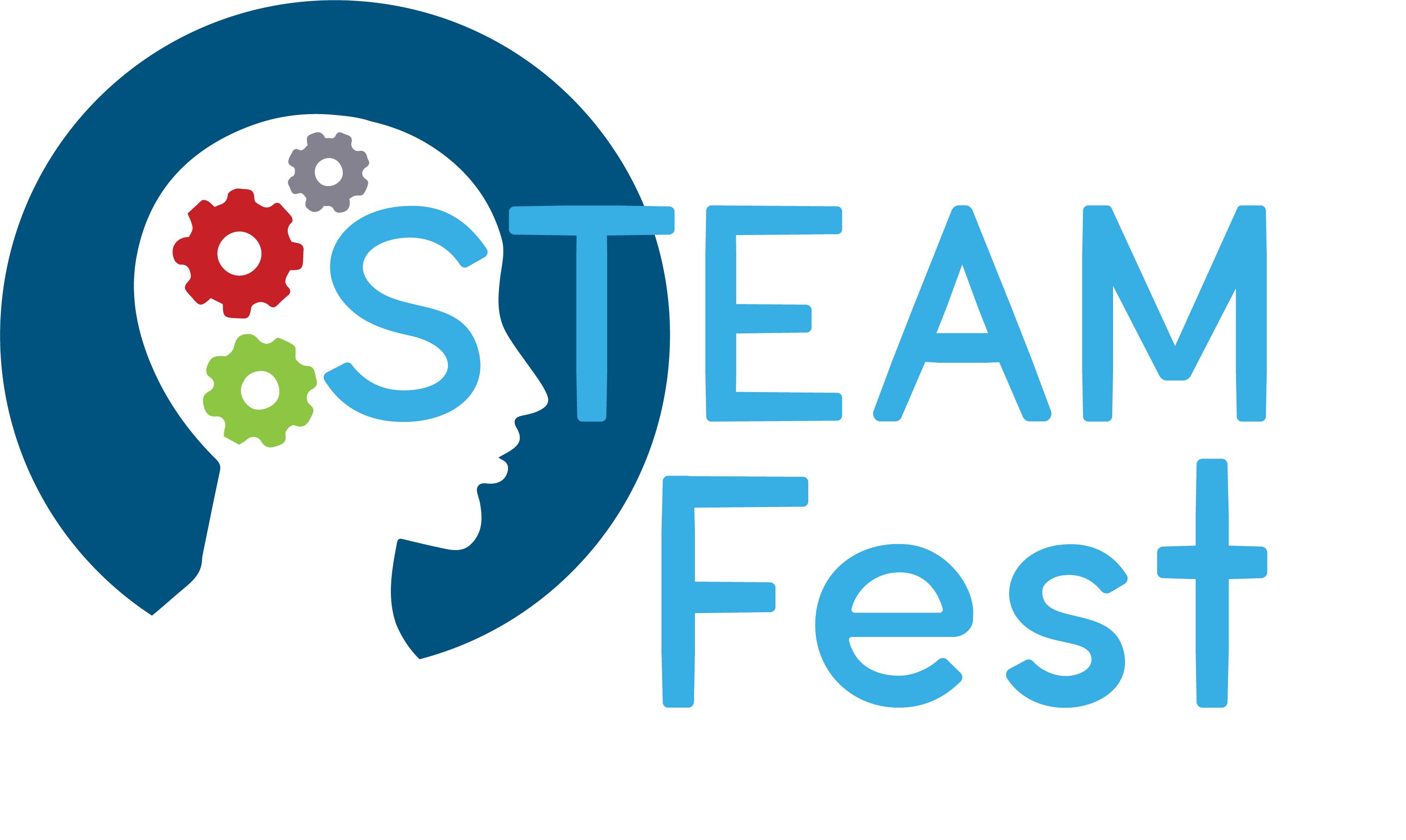 Steam Fest Logo