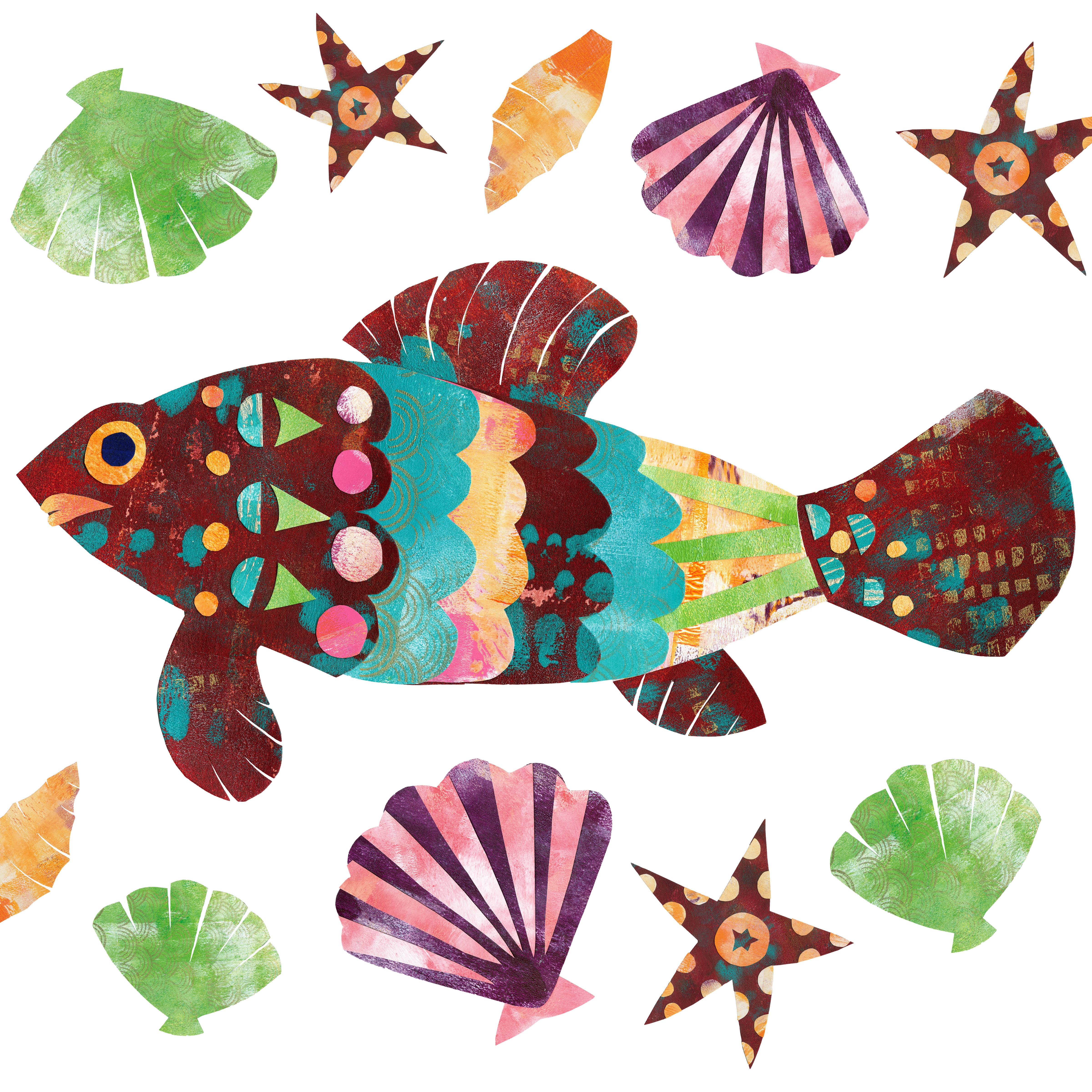 Boho Reef IV
