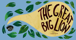 The Great Big Lion-Book Cover