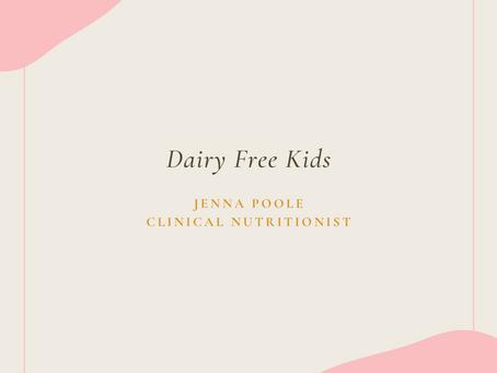 Dairy Free Kids