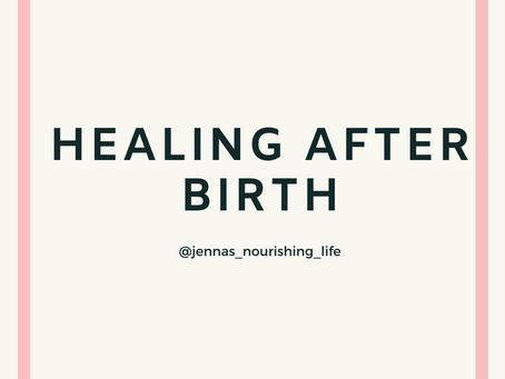 Healing after Birth