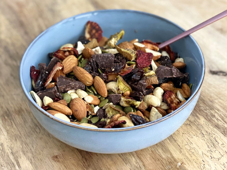 The Ultimate Trail Mix