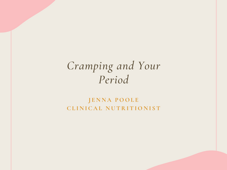 Cramping and Your Period