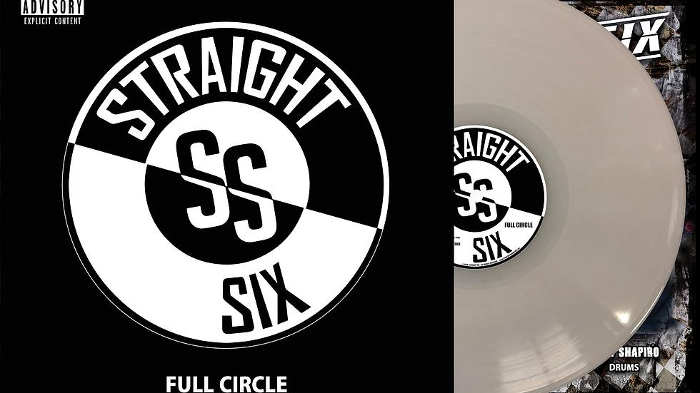 180 Gram White Vinyl Record