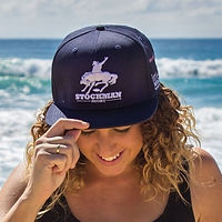 Stockman Rugby Cap