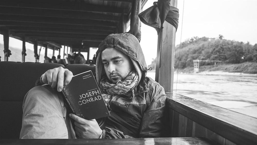 Joseph Conrad, Mekong i Ja