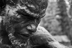 Whistler Statue Texture