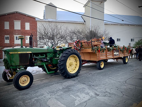 Tractor Drawn Rides