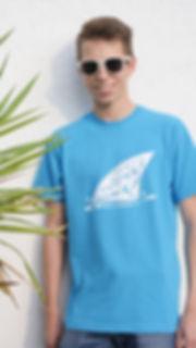 Der kleine Haifisch: offizielles Mampf mampf Fanshirt für Herren