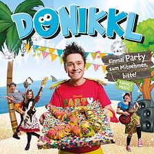 """DONIKKL Album mit """"Der klein Haifisch"""" (Originalversion)"""