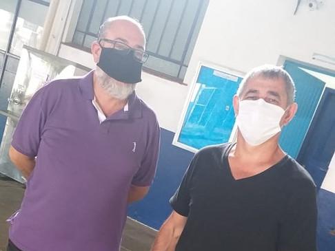 CRT-RS faz visita à Escola Técnica Frederico Schmidt