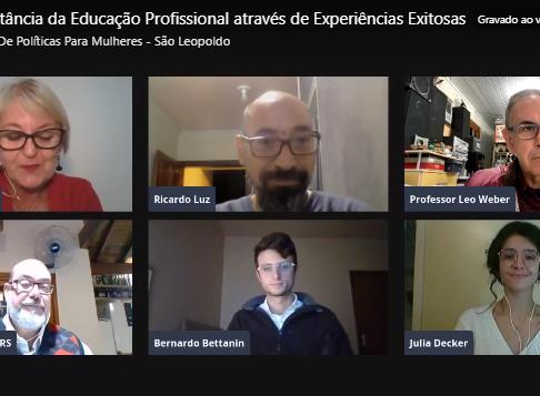 CRT-RS participa de evento sobre a Educação Profissional com a SEPOM de São Leopoldo
