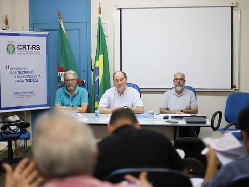 5ª Plenária Extraordinária do CRT-RS é realizada