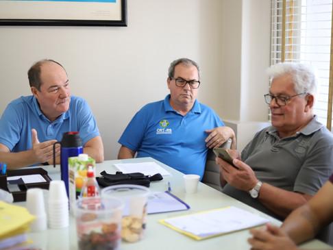 Comissões Permanentes fazem última reunião do ano