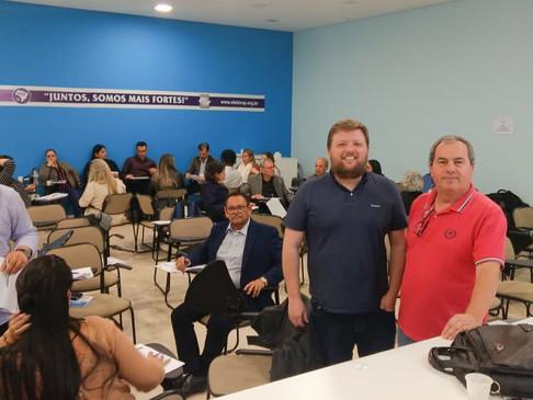 CRT-RS participa de 2° Workshop de Planejamento Estratégico do CFT/CRT's