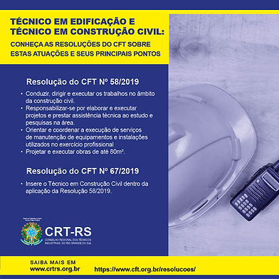Conheça as resoluções do CFT sobre Técni