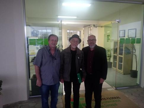 CRT-RS visita IFSul Camaquã