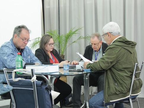 Reunião das Comissões Permanentes do CRT-RS acontece durante 34ª Mostratec